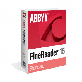 ABBYY FineReader 15 Standart Full